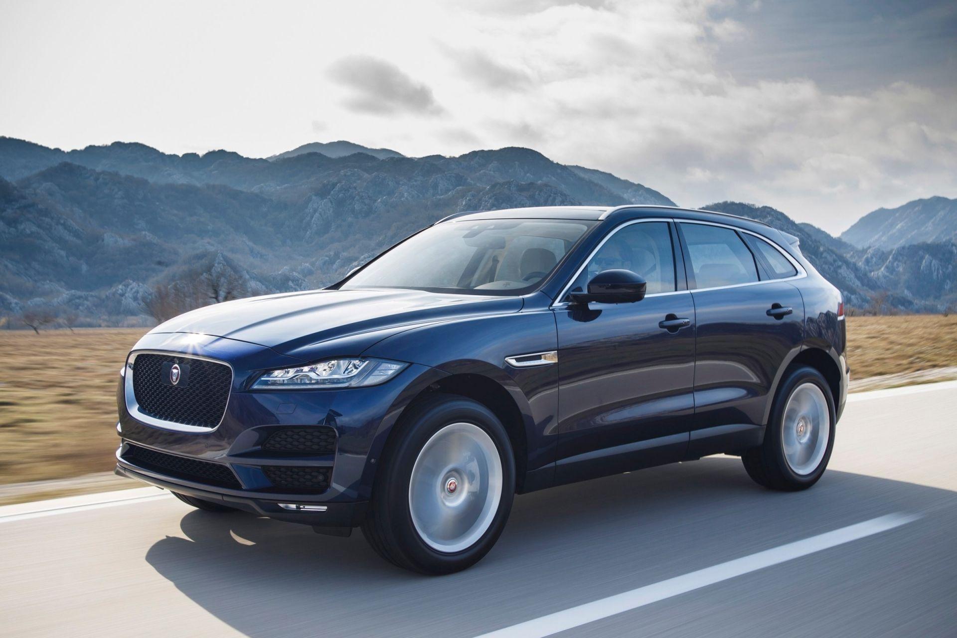 Jaguar F-Pace - «АВТОСАН МОТОРС»